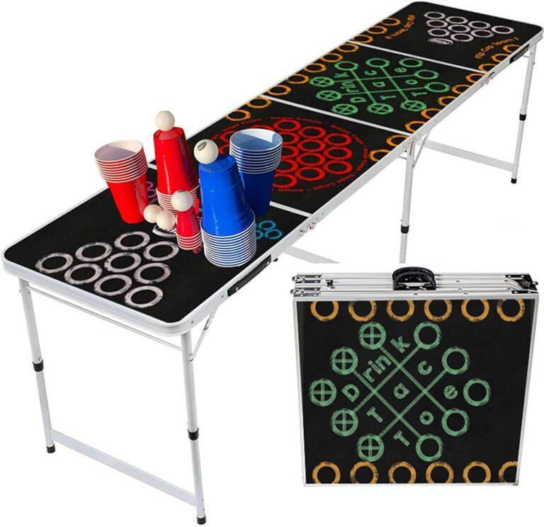 Multigame BeerPong Tisch von MyBeerPong