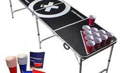 Beer Pong Tisch Set