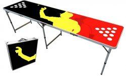 Offizieller Belgium Beer Pong Tisch