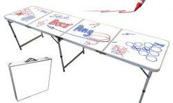 Offizieller Whiteboard Beer Pong Tisch