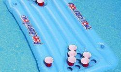 Seasaleshop beer pong luftmatraze