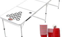 Whiteboard BeerPong Tisch